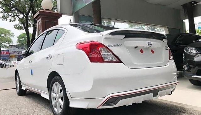 Bán xe Nissan Sunny XV Premium S năm sản xuất 2018, màu trắng