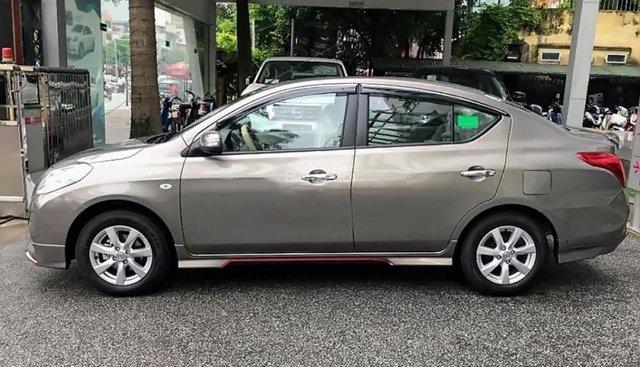 Cần bán Nissan Sunny XV Premium S năm sản xuất 2018, màu nâu, giá tốt