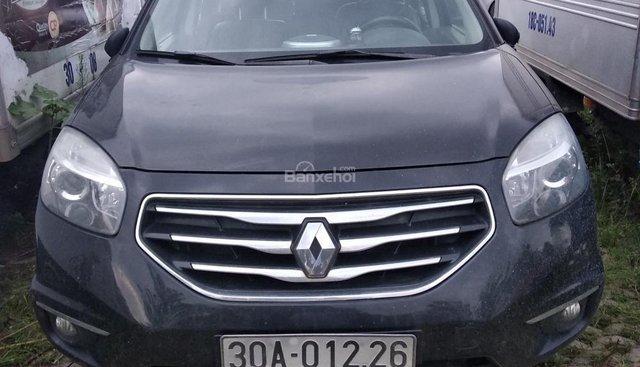 Cần bán xe Renault Koleos sản xuất năm 2012, màu đen, nhập khẩu