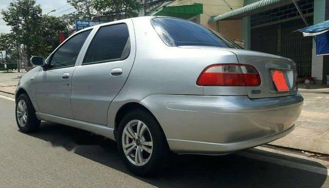 Bán Fiat Albea sản xuất năm 2007, màu bạc, giá tốt