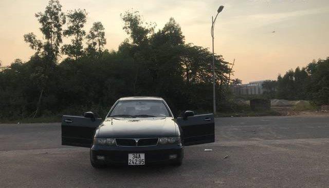 Cần bán xe Mitsubishi Diamante sản xuất năm 1995, màu đen, nhập khẩu Nhật Bản