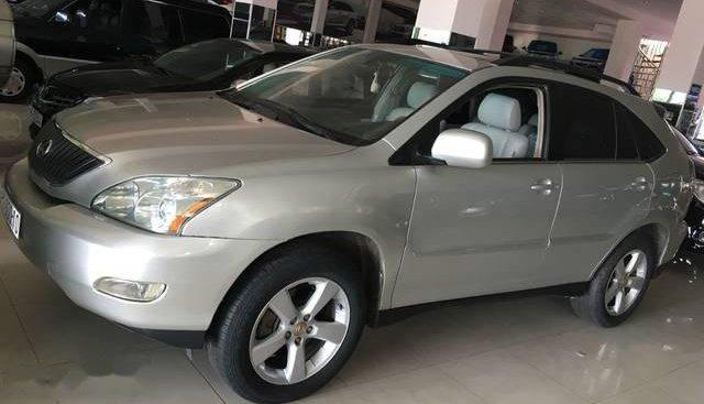 Cần bán lại xe Lexus RX 330 đời 2004, màu bạc, nhập khẩu