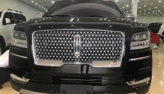 Cần bán Lincoln Navigator Black Laber đời 2019, màu đen, nhập khẩu Mỹ