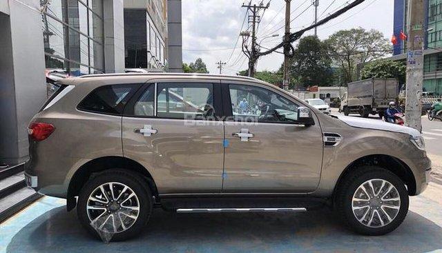Ford Everest 2.0L mới 2019 số tự động 10 cấp, hỗ trợ trả góp 80%, 250tr nhận xe ngay. Lh 0911777866