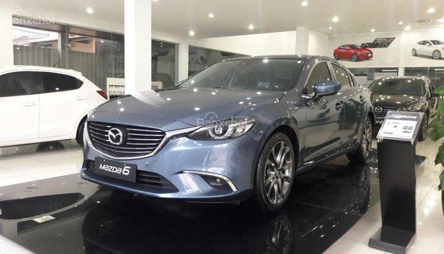 Giá xe Mazda 6 2.0 Premium giảm giá cực tốt trong tháng 05