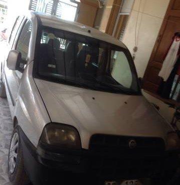 Bán xe Fiat Doblo năm sản xuất 2003, màu bạc, nhập khẩu nguyên chiếc, 2 dàn lạnh