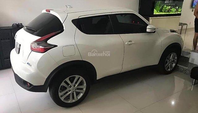 Bán Nissan Juke 1.6 AT sản xuất 2015, màu trắng, nhập khẩu còn mới