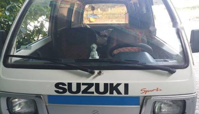 Cần bán xe Suzuki Super Carry Van đời 1997, màu trắng