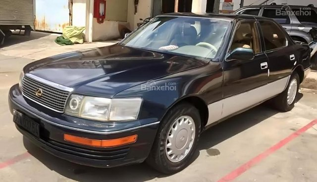 Cần bán lại xe Lexus LS 400 đời 1992, nhập khẩu nguyên chiếc