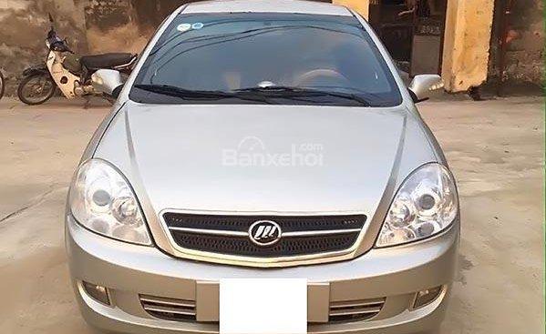 Bán xe Lifan 520 năm sản xuất 2008, màu bạc