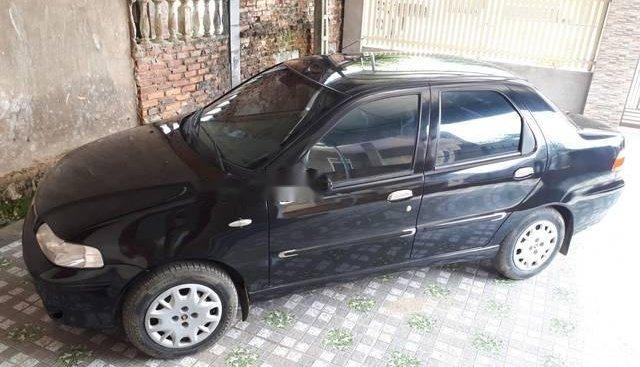 Bán Fiat Albea 1.3 sản xuất 2007, màu đen, giá tốt
