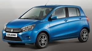 Bán xe Suzuki Celerio MT nhập Thái, giá chỉ 329 triệu