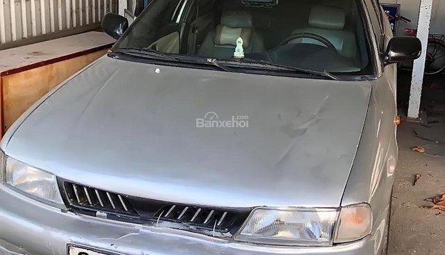 Cần bán lại xe Suzuki Baleno 1.6 MT năm sản xuất 1996, màu bạc