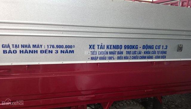 Ô tô tải Kenbo 990kg Chiến Thắng tại Hải phòng, giá rẻ nhất miền bắc chỉ có 170 triệu