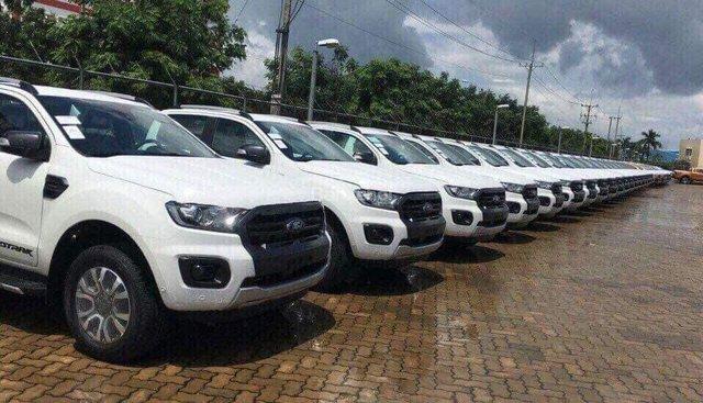 Ford Ranger 2.0 Biturbo, Ford Ranger XLS, XLT, XL 2019 đủ màu giao ngay tại Ford Thủ Đô, khuyến mại hấp dẫn