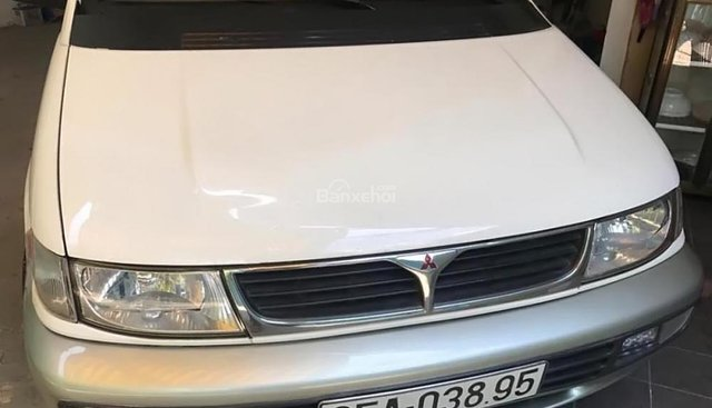 Bán xe Mitsubishi Chariot AT năm 1995, màu trắng, xe nhập