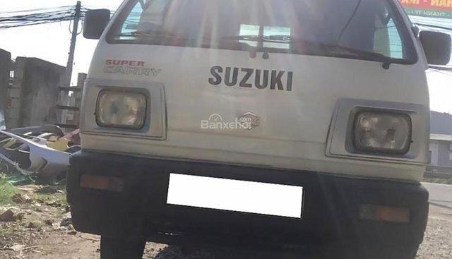 Bán xe Suzuki Super Carry Truck 1.0 MT năm sản xuất 2008, màu trắng