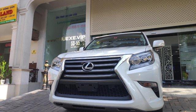 Cần bán Lexus đời 2016 GX460 Premium, màu trắng, nhập khẩu Mỹ