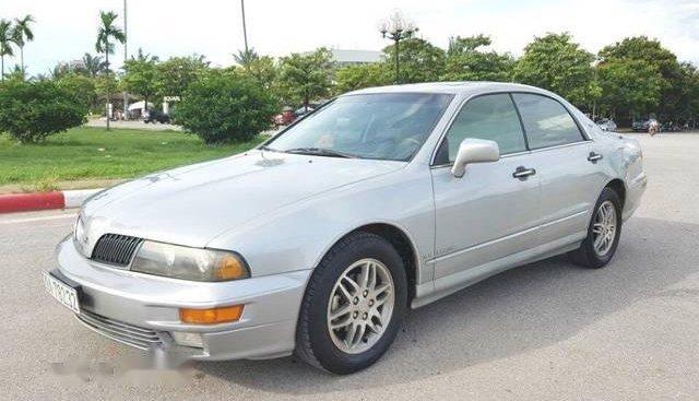 Bán xe Mitsubishi Diamante sản xuất năm 2002, màu bạc
