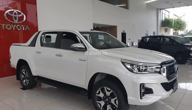 Toyota Mỹ Đình - Chỉ cần trả trước 150 triệu nhận ngay Toyota Hilux 2018 nhập nguyên chiếc từ Thái Lan