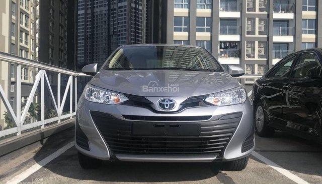 Toyota Tân Cảng Bán Vios 2019 khuyến mãi lớn nhất năm - Trả trọn gói 150tr nhận xe. LH 0901923399