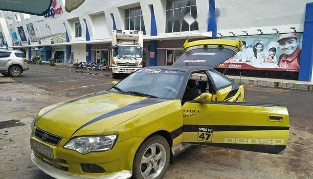 Bán xe Toyota Celica đời 1980, màu vàng, 2 cửa máy 1.6 cầu sau
