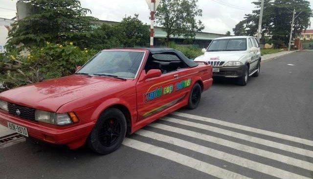 Cần bán gấp Nissan Murano đời 1980, màu đỏ, nhập khẩu nguyên chiếc