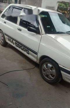 Bán ô tô Kia CD5 2002, màu trắng, giá 45tr