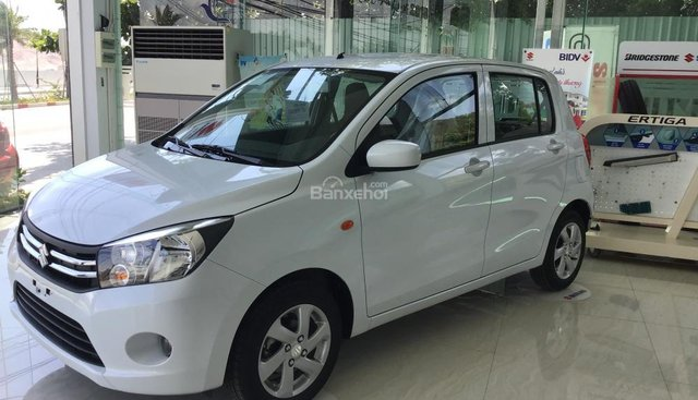 Bán Suzuki Celerio nhập khẩu nguyên chiếc, tặng màn hình cảm ứng + camera lùi, liên hệ giao xe ngay 0935 855 641