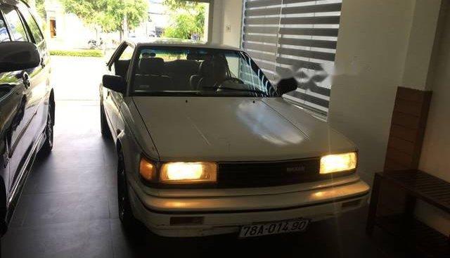 Bán Nissan Bluebird sản xuất 1989, màu trắng
