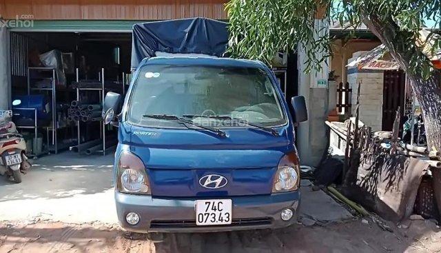 Cần bán lại xe Hyundai Porter năm 2004, màu xanh lam, nhập khẩu nguyên chiếc, giá chỉ 160 triệu