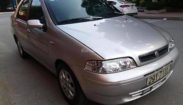 Cần bán gấp Fiat Albea năm 2006, màu bạc, nhập khẩu