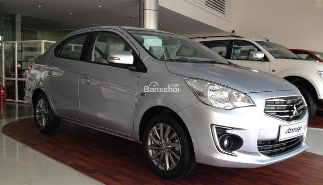 Bán Mitsubishi Attrage 2018 giá rẻ tại Quảng Trị