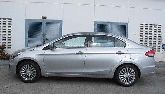 Cần bán xe Suzuki Ciaz 2019, màu bạc, đưa trước 150 triệu lấy xe