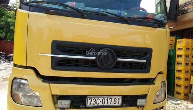 Bán Dongfeng (DFM) 8T 2012, màu vàng, nhập khẩu
