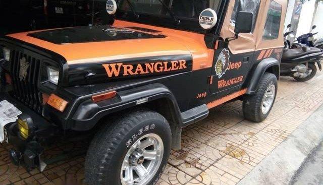Cần bán xe Jeep Wrangler năm 1997, nhập khẩu chính chủ