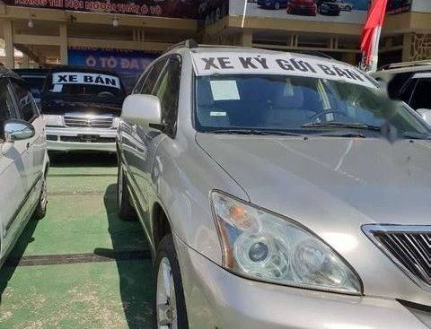 Cần bán gấp Lexus RX đời 2004, màu bạc, mới đẹp từ trong ra ngoài