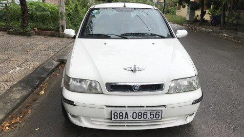 Bán Fiat Albea 1.3 MT 2007, màu trắng chính chủ, giá 115tr