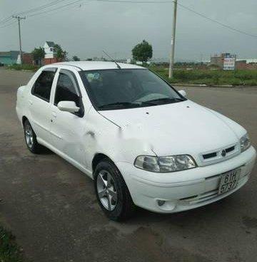 Bán Fiat Albea 2004, màu trắng, giá 124tr
