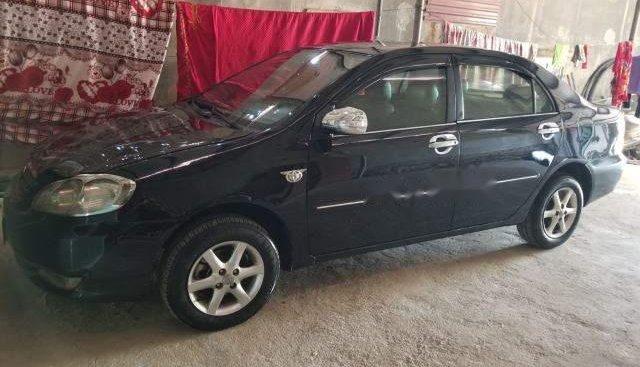 Bán Toyota Corolla Altis năm sản xuất 2003, màu đen, 155tr