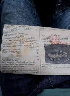 Bán chiếc xe Fiat Siena sản xuất 2000, gầm bệ chắc chắn