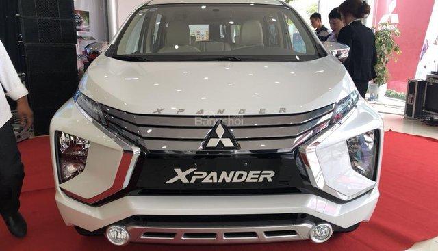 [Siêu bão 2019] Mitsubishi Xpander giá rẻ, kinh doanh tốt, lợi xăng 6L/100km, cho góp 80% - Gọi: 0905.91.01.99