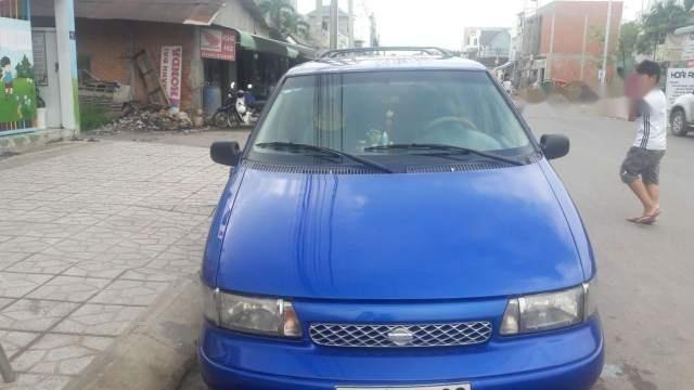 Cần bán xe Nissan Quest năm 1995, màu xanh lam, xe nhập, 125 triệu