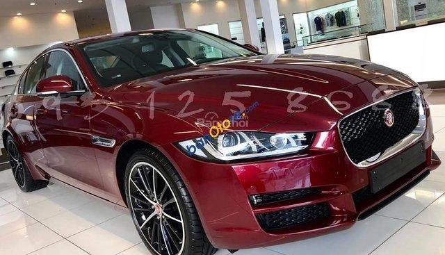Bán Jaguar XE Portfolio - Red - Tặng trước bạ - Giao ngay 0932222253