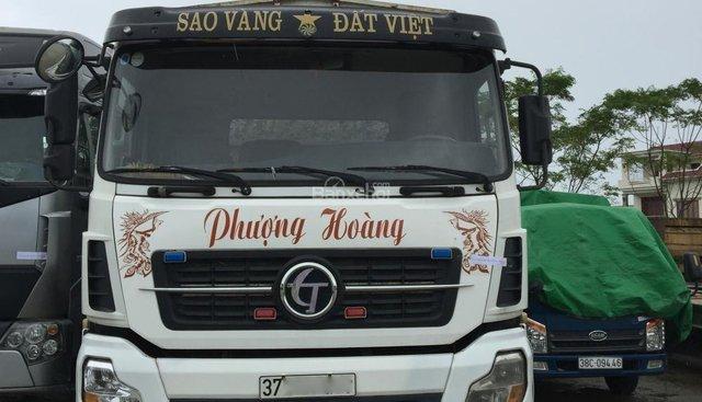 Bán Dongfeng (DFM) 18.7T sản xuất 2015, màu trắng giá cạnh tranh