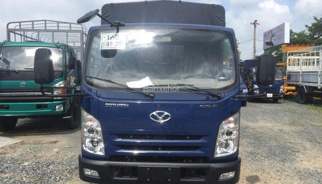 Xe tải Hyundai IZ65 3 tấn 5 thùng bạt, bán trả góp, hỗ trợ vay 80% tại Bình Dương, Đồng Nai, Thủ Đức