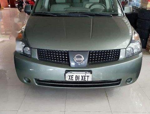 Bán ô tô Nissan Quest đời 2005 xe gia đình, 410tr