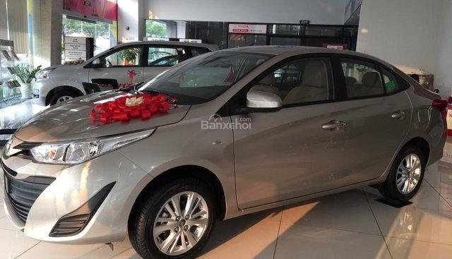 Toyota Hải Dương bán Vios E CVT, trả góp 80% - LH Mr Thắng 0906.34.11.11