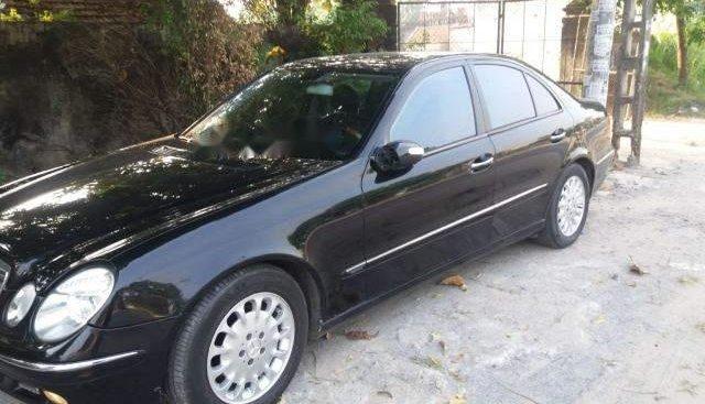 Bán Mercedes sản xuất 2002, màu đen, nhập khẩu, 245tr