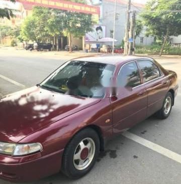 Cần bán xe Mazda 626 đời 1993, màu đỏ, 95tr
